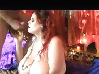 Superb Jizz Flows On Big Tits 100