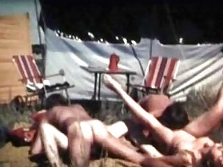 Suntanned Dudes With Pallid Butts Fuck Amoral School Damsels Outdoor