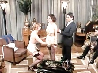 Brigitte Lahaie Soirees Fines (1977) Orgy Sc7