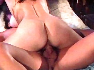Big Booty Model Railing Massive Dick Hard-core In Bedroom