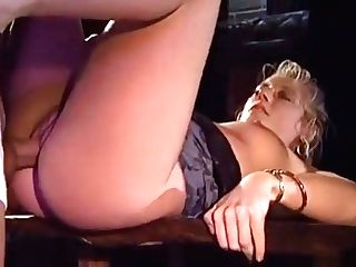 Double Penetration Orgy In The Bar