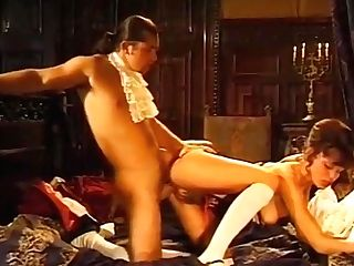 Lady In The Metal Mask 1 (1998) Old-school Porno